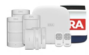 ERA HomeGuard Pro Wireless Smart Phone Alarm System - Gold Kit